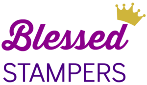 Blessed Stamper Logo Color