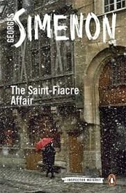 Simenon - Saint-Fiacre