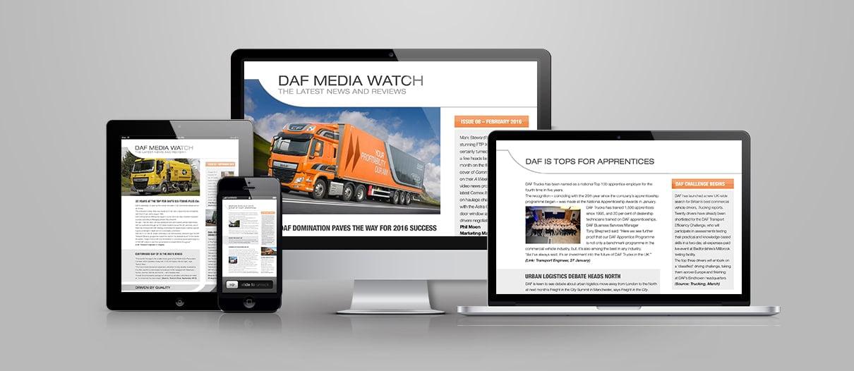 DAF Press Digest