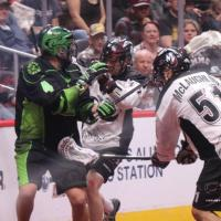NLL: Rush defeat Mammoth 17-12