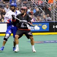 NLL: Cattoni continues Calgary's hot streak