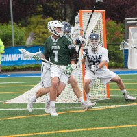 Press Release: MLL draft prospect Pat Spencer must decide between lacrosse and basketball