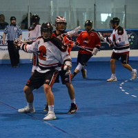 ALL: Timbermen split weekend