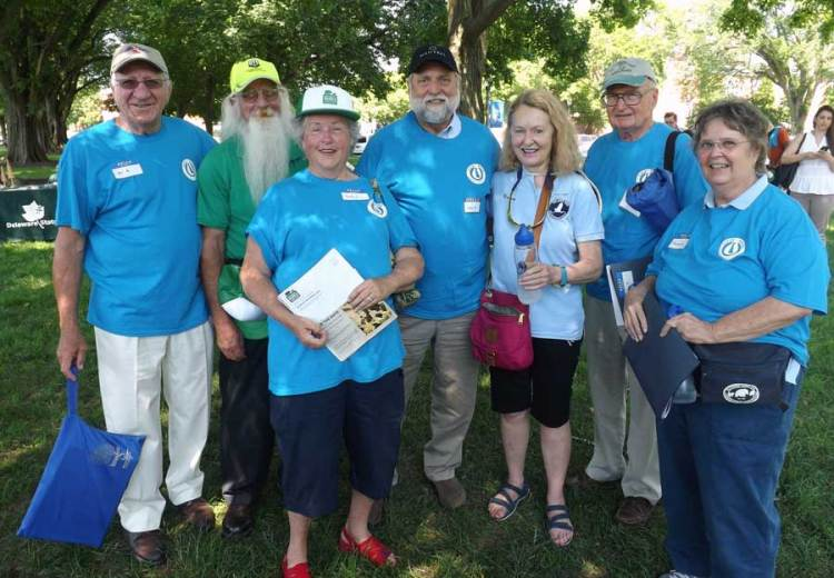 Inland Bays Foundation Attends Clean Water Rally