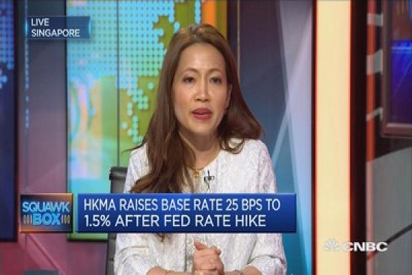 How the Fed rate hike is affecting HK property