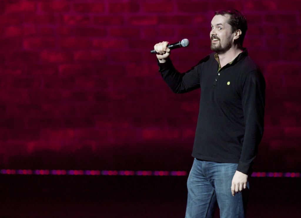 Comedy Central vet Jim Jefferies has Agua Caliente Casino Resort Spa in his sights