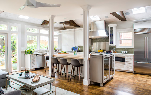 Kitchen of the Week: Ready for Some Serious Cooking (17 photos)