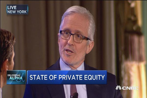 TPG Capital's James Coulter: Buyout is just a tool, I'm an investor