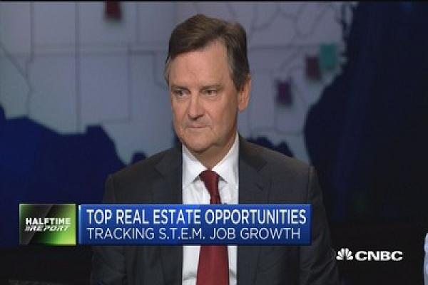 CapRidge: Tracking STEM jobs to invest in real estate