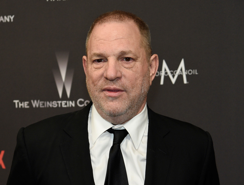 1980s actress says Harvey Weinstein exposed himself, aimed to trade sex for career advancement