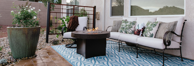 Our Houzz: A Backyard Oasis in New Mexico (73 photos)