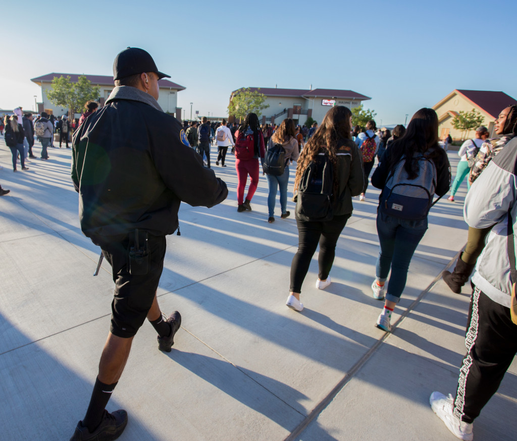 Val Verde schools will launch its own police force