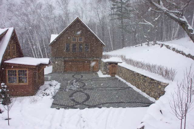 Show Us Your Home in the Snow (3 photos)
