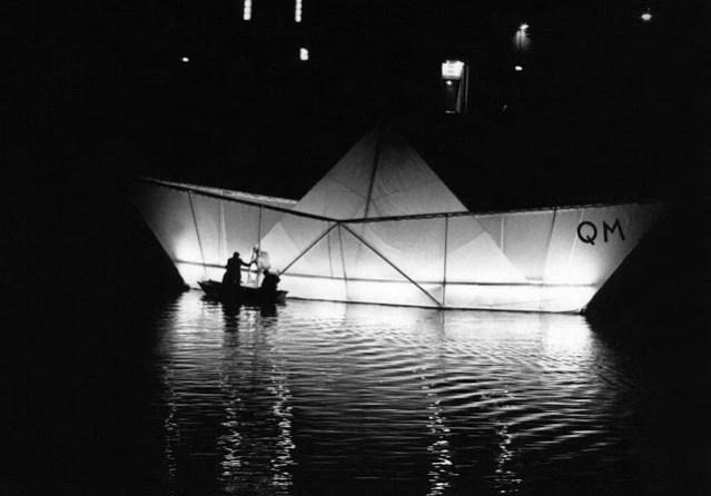 george wyllie paper boat
