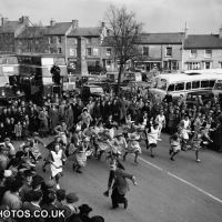 Seasonal Stories: Pancake Day Races