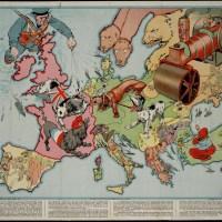 Marvellous Maps 8. 'Anthropomorphic Maps'