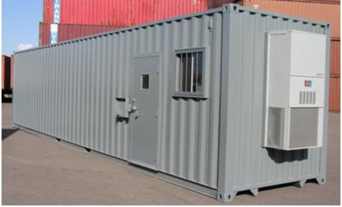 Office Containers Inland Leasing Storage