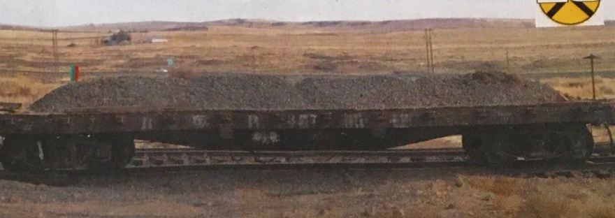 Railroad Flatcars