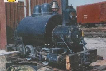 davenport locomotive 9