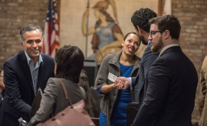 Participants at the Inland California Rising coalition, State Capitol. February 19, 2019.