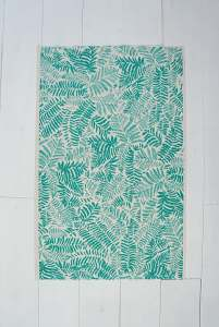 The Tropical Leaf Tea Towel