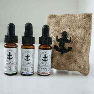 Groombridge Beard Oil Gift Set