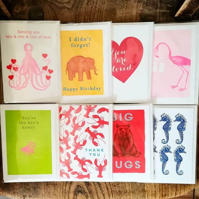 Bloody love these cards (there are loads more to choose from in our Rottingdean shop