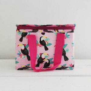 Toucan Lunch Bag