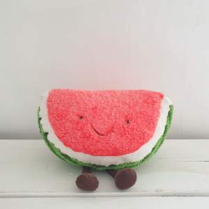 Amuseable Watermelon by Jellycat facing forward