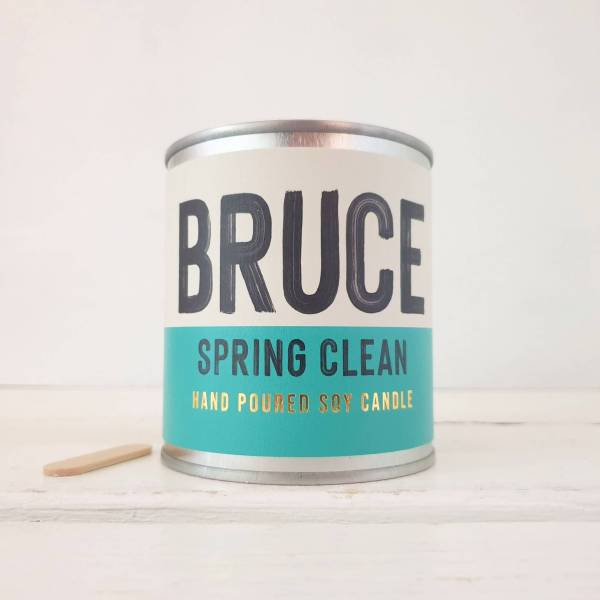 Bruce Spring Clean by Scents Of Humour