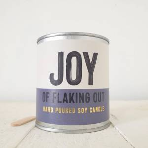 Joy Of Flaking Out by Scents of Humour