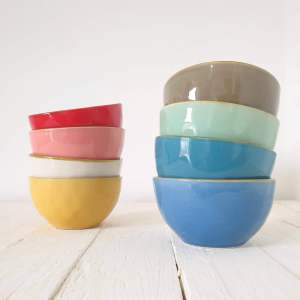 Concerto Fruit Bowls by Rose e Tulipani