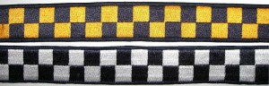 Checkered Bands