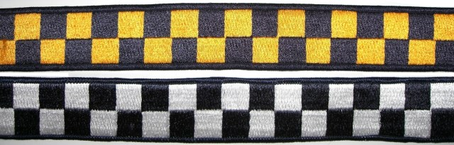Checkered Bands