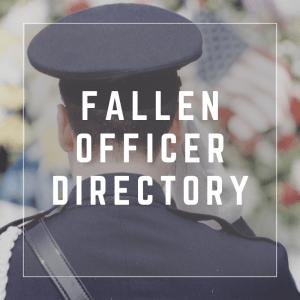 Fallen Officer Directory