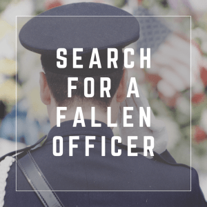 Search for a Fallen Officer