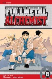 Fullmetal Alchemist Vol. 15 (Library)