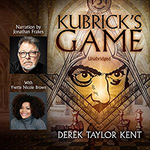 Kubrick's Game by Derek Taylor Kent (For Review)