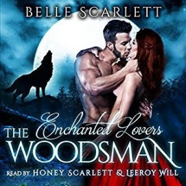 The Woodsman by Belle Scarlett (For Review)