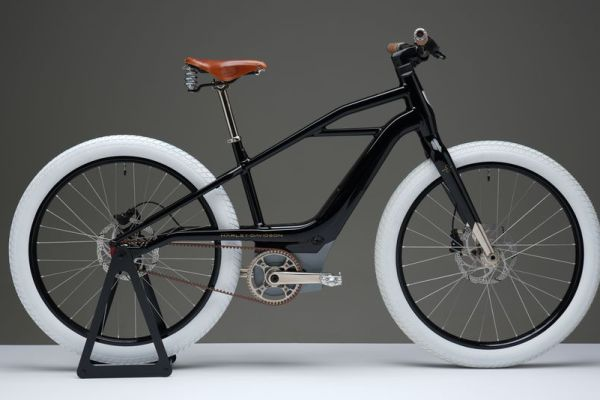 Harley-Davidson launches electric bicycle, You can say you are riding a Harley
