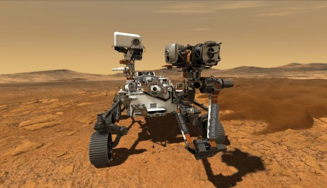 7 minutes terror   NASA's bold Mars landing plan persevere