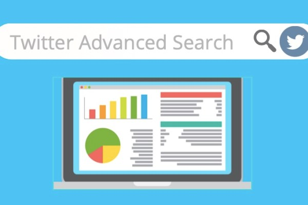 How to use twitter search advanced?