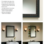 Kohler Mirrored Medicine Cabinet Wall Mount Oil Rubbed Bronze 20 In X 26 In 650531695277 Ebay