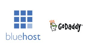 bluehost vs godaddy-comparison