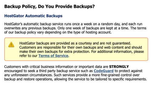 HostGator-backup-feature