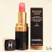 Chanel - Rouge Coco Camélia