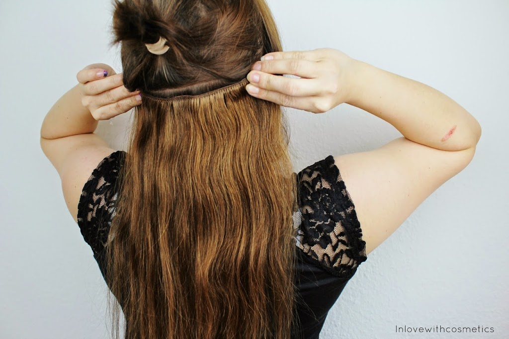 Clip in Extensions Echthaar