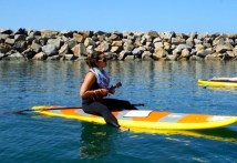 Stoked Yogi Road Trip with Glide SUP