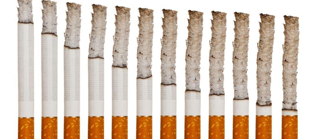 Un Cigarrillo Por La Mañana