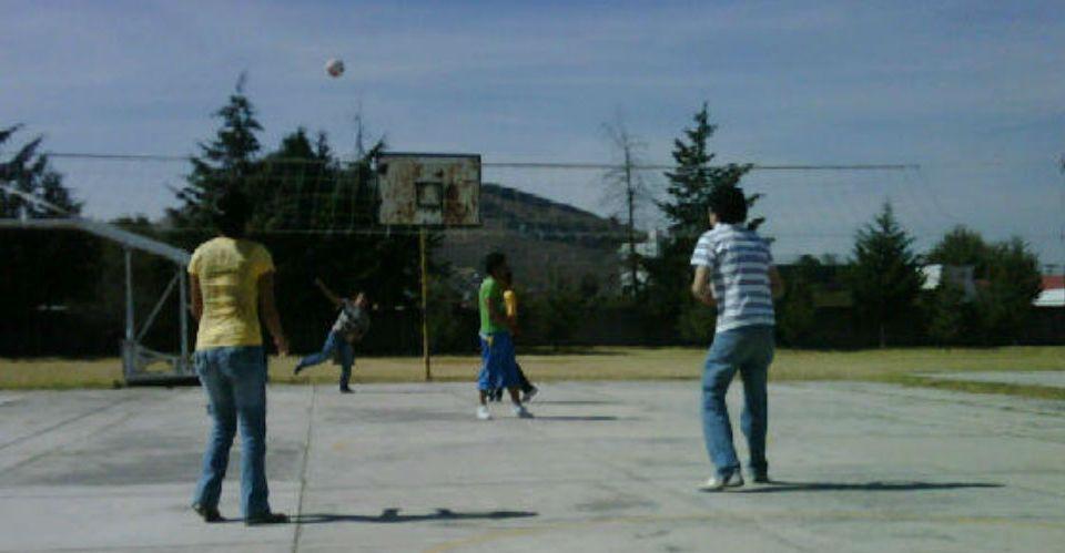 Jornada de VolleyBall en la FCA